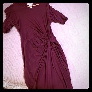 Jessica Simpson maternity dress